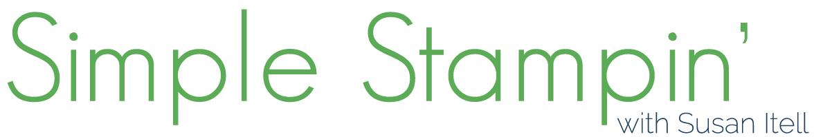 Simple Stampin