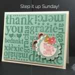 Step it up Sunday!