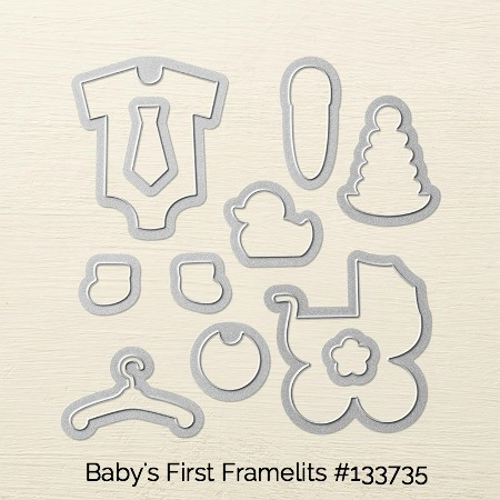 Baby's First Framelits
