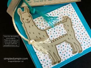 Bakers Box Framelits Birthday Fiesta Bundle#3 - Susan Itell Stampinup
