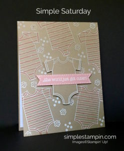 Stampin Up! Made With Love Photopolymer Stamp Set Ideas-SusanItell Stampinup