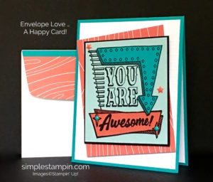 Stampin' Up! Way to go Card, Marquee Messages Stamp Set, Paper Piecing, Enamel Shapes, Susan Itell - stampinup