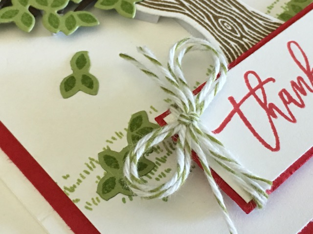 Thoughtful Branches #2 - Susan Itell Stampinup