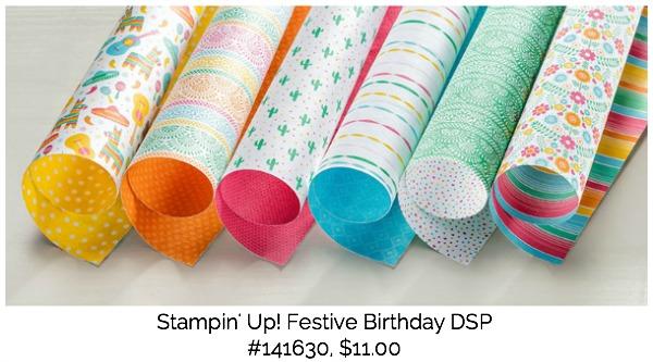 Festive Birthday DSP