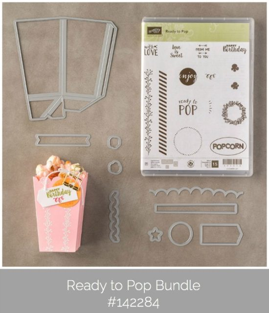 Ready to POP, Stampin' Up!