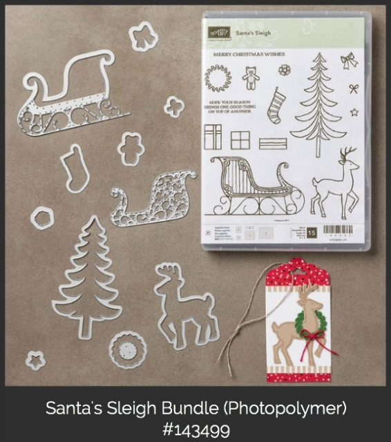 Santa's Sleigh Bundle