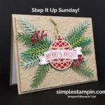 Step It Up Sunday!