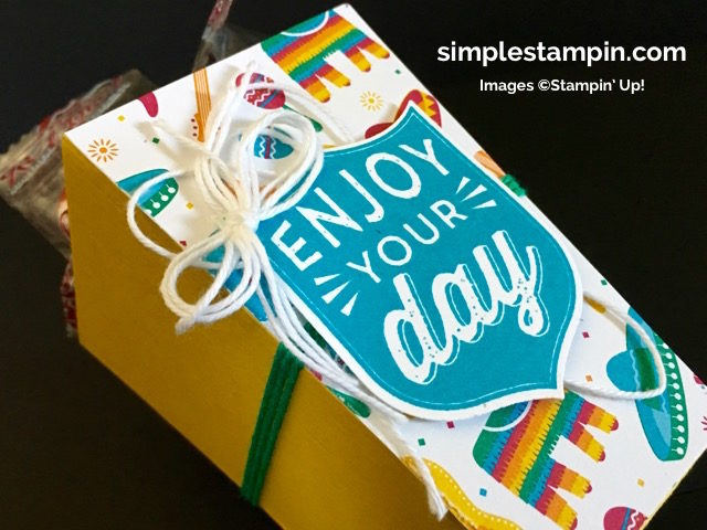 Stampin' Up! Ready to Pop Bundle, Festive Birthday DSP, Birthday 3-D - Susan Itell - simplestampin