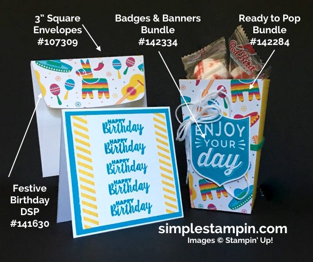 Stampin' Up! Ready to Pop Bundle, Festive Birthday DSP, Birthday 3-D's, product info, - Susan Itell - simplestampin.jpg