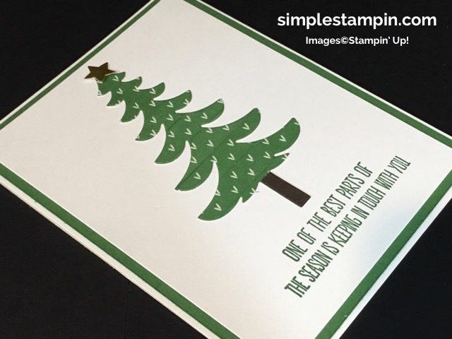 Stampin' Up, Santa Sleigh Bundle, Better Together, Washi Tape, Susan Itell - simplestampin