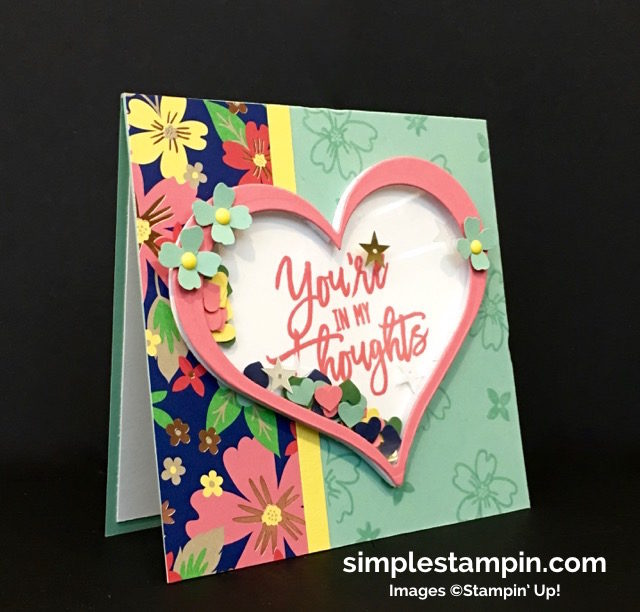 Stampin' Up! Shaker Card, Thoughtful Branches Limited Edition Bundle, Sweet & Sassy Framelits, Product Details,Window Sheets,Susan Itell-simplestampin