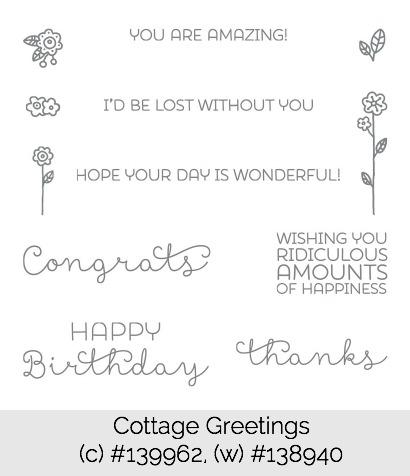 Cottage Greetings