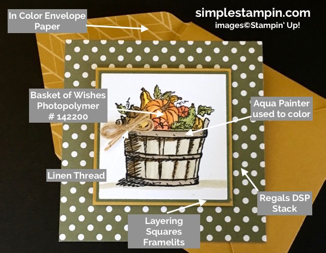stampin-up-basket-of-whishes-photopolymer-watercoloring-pals-blog-hop-aqua-painters-clean-and-simple-card-regals-dsp-stack-susan-itell-simplestampin