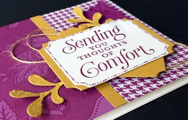stampin-up-simple-stampin-weekend-challenge-suite-sayingspetals-paisley-dsplinen-threadtags-labels-framelits-leaflet-framelits-susan-itell