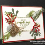 You September Card…simple joys!