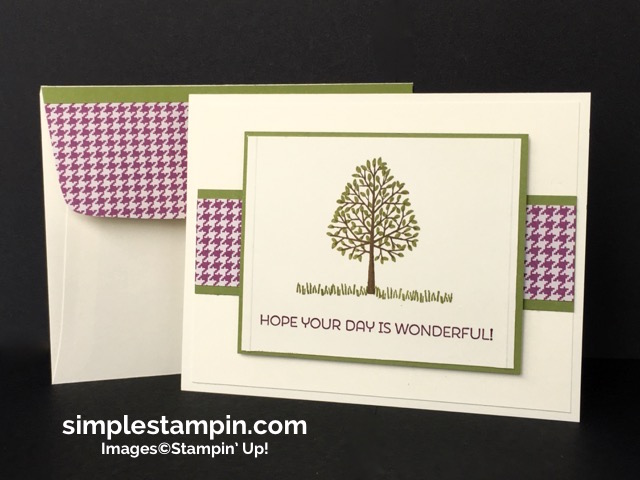 Stampin' Up!,Totally Trees Photopolymer Stamp,Cottage Cottage,Simply Scored, Stampin' Up! Fall Card,Porduct Info,Susan Itell - simplestampin
