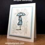 Simple Saturday!