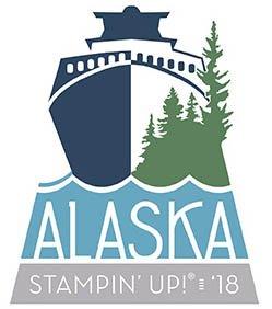 Alaska Achiever Stampin' Up! 2018