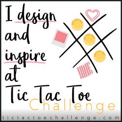 I'm a Tic Tac Toe Challenge team Designer