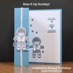 Step It Up Sunday with Bridget!