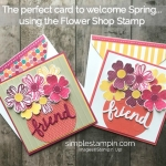 The Perfect Card for SPRING!